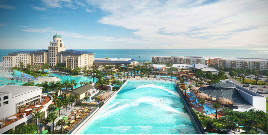 Sapphire Bay Mixed Use Development | Pads Available Fronting I30 & Dalrock