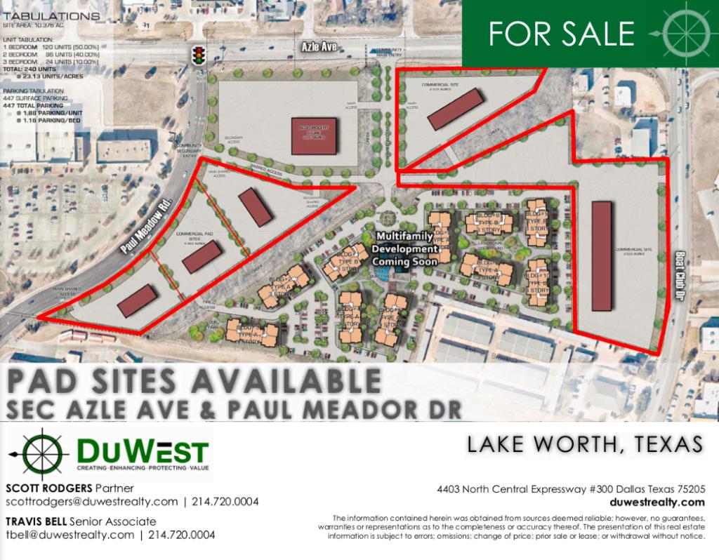Lake Worth Pad Sites